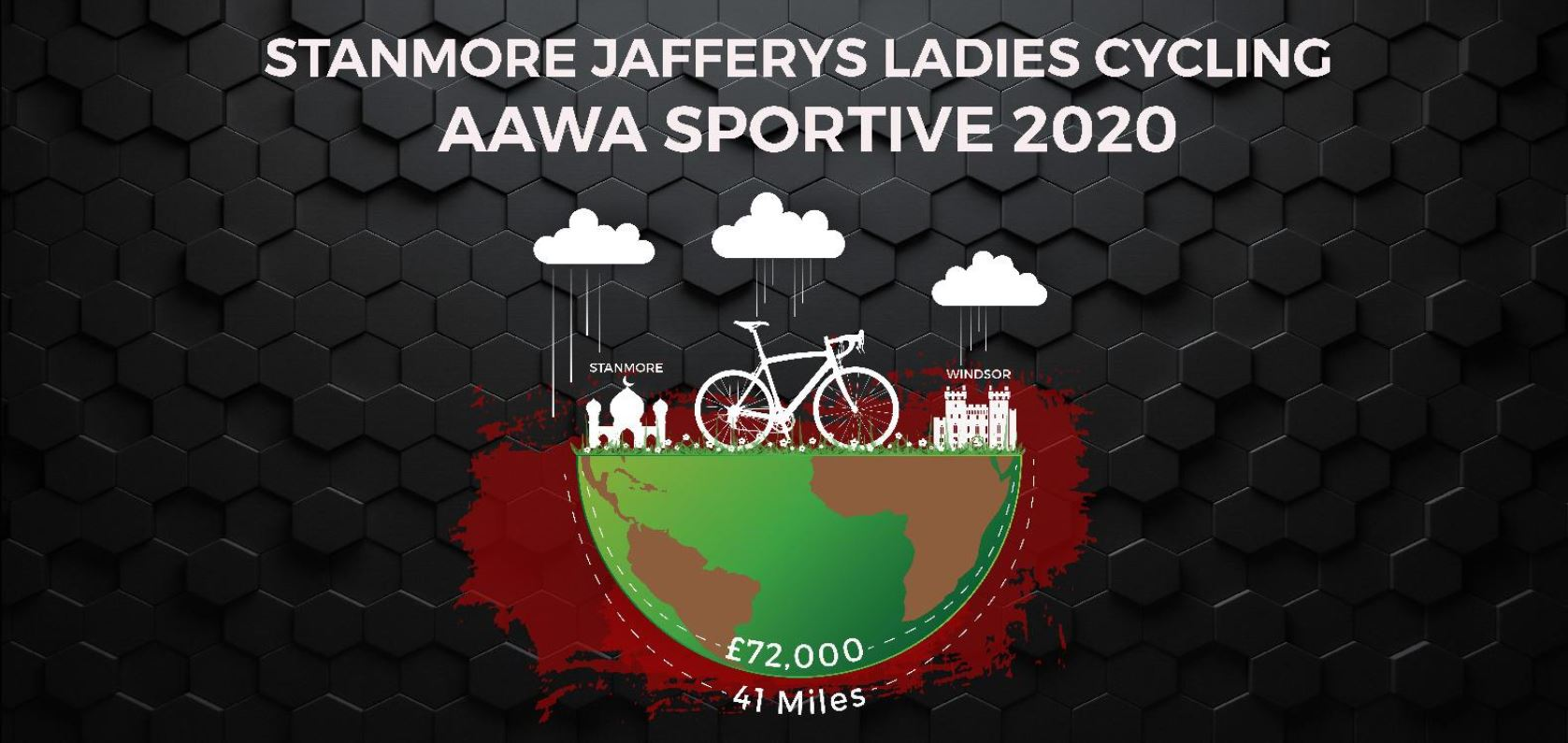 Stanmore Jafferys AAWA Sportive RESCHEDULED – 11th October 2020