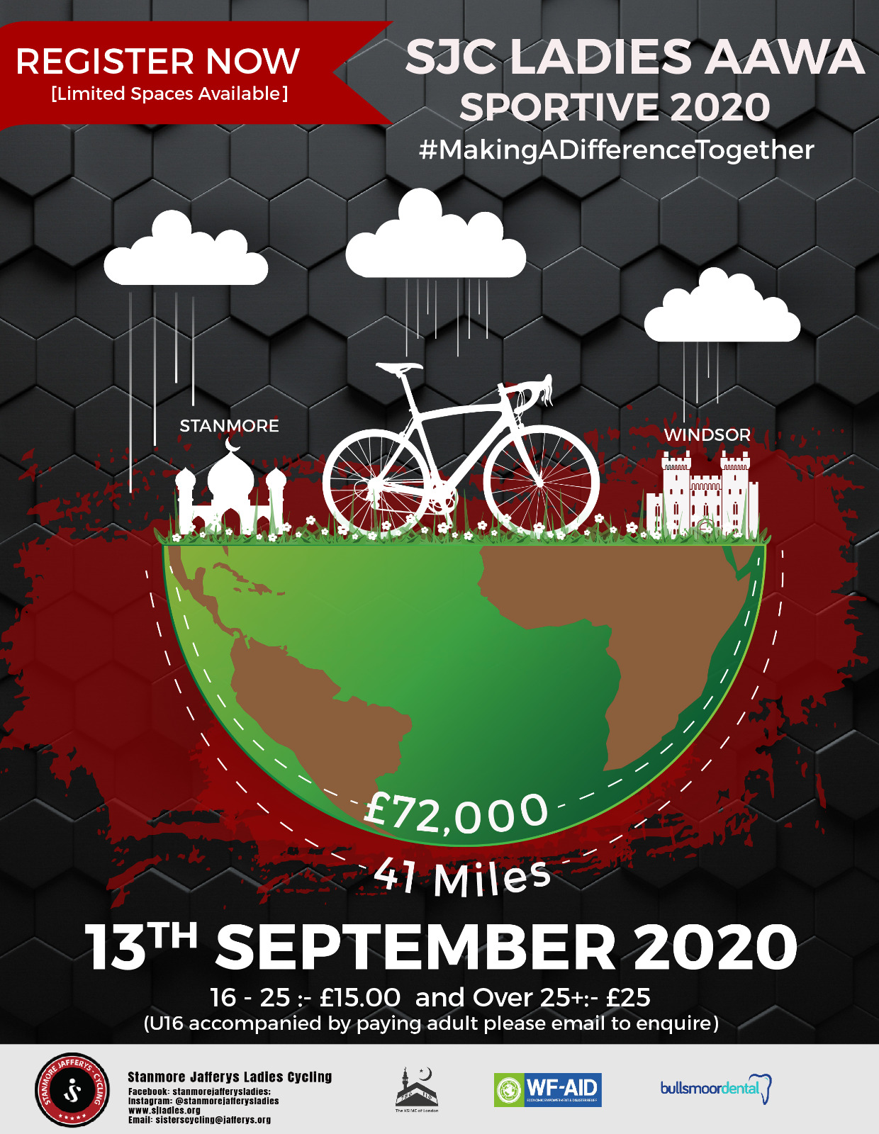 Ali Asghar Water Appeal Sportive 2020