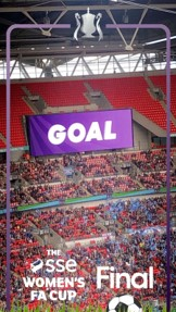 The SSE Women's FA Cup Final – 4th May 2019