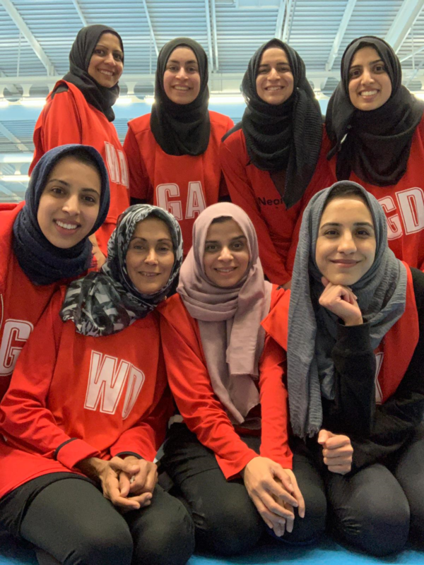 Netball League Results April 2019