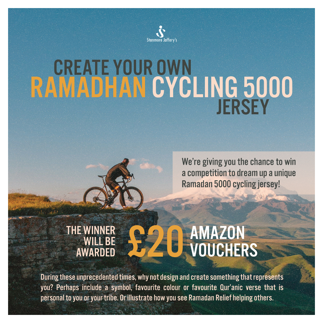 Ramadhan 5000 Challenge Jersey Competition