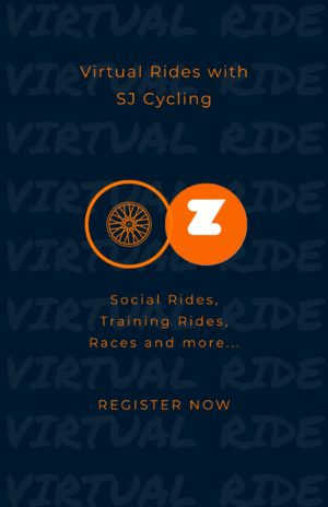 Virtual Rides with SJ Cycling