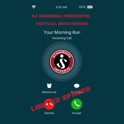 Walking/Running Virtual Mentoring