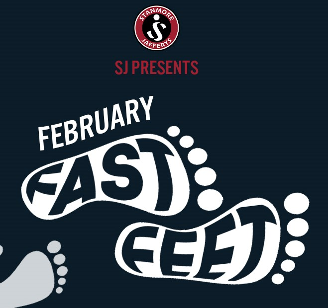 February Fast Feet Round Up