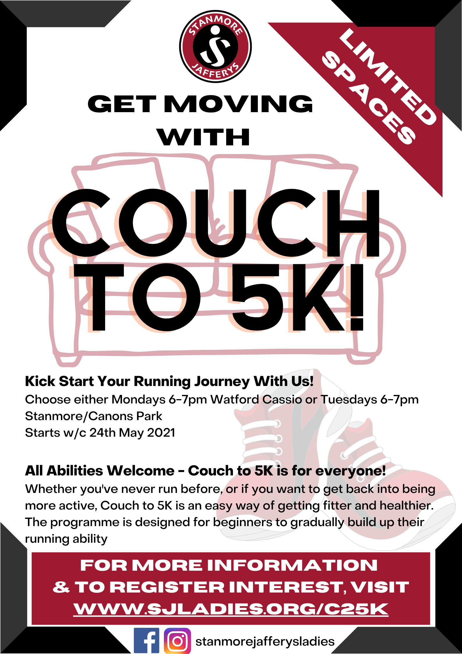 Couch to 5K Programme