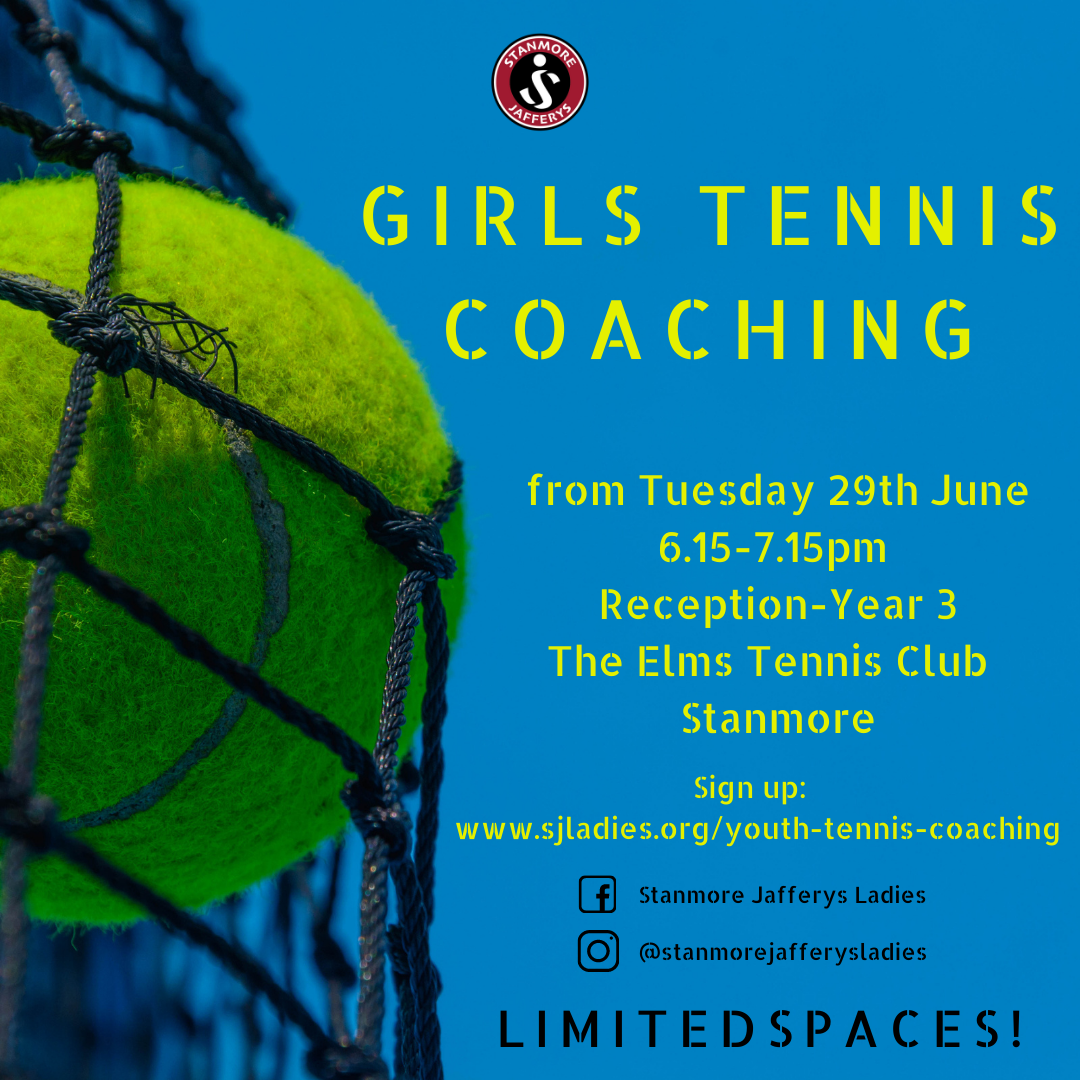 Youth Tennis Coaching